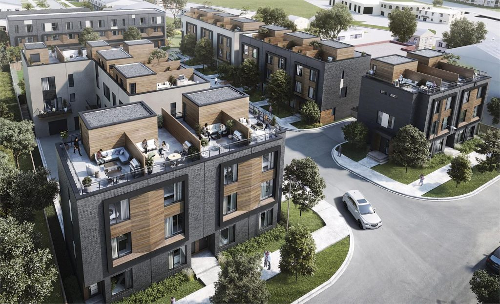 Terraces at Eglinton Townhomes North York