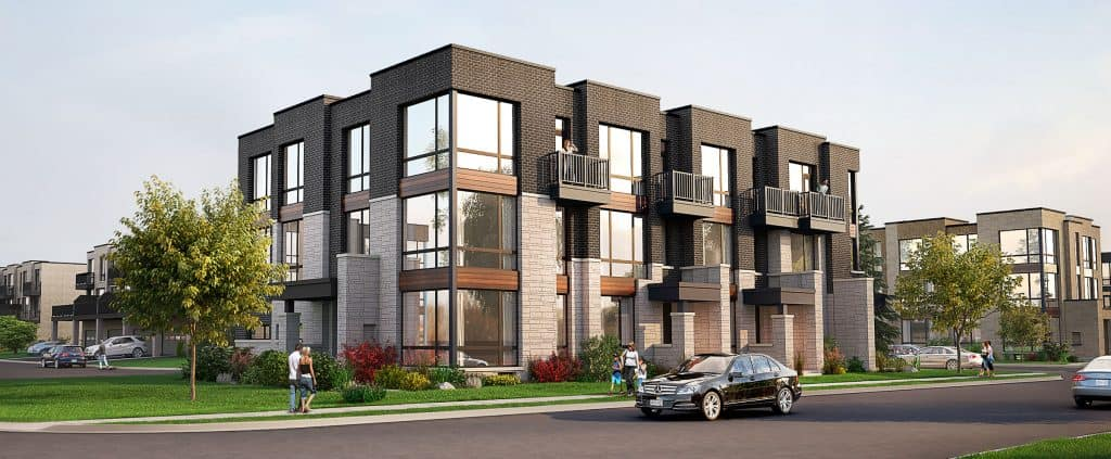 Abbey Lane Townhomes Markham
