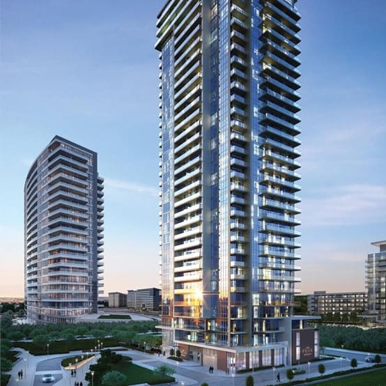 North Hills At Town Center: New Condos Fairview Mall, North