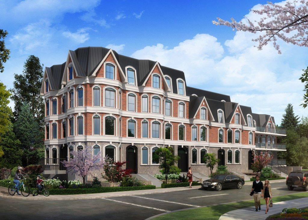 The Somerside Collection Townhomes East York