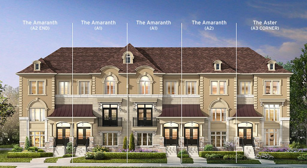 Thornhill Trails Executive Townhomes Vaughan