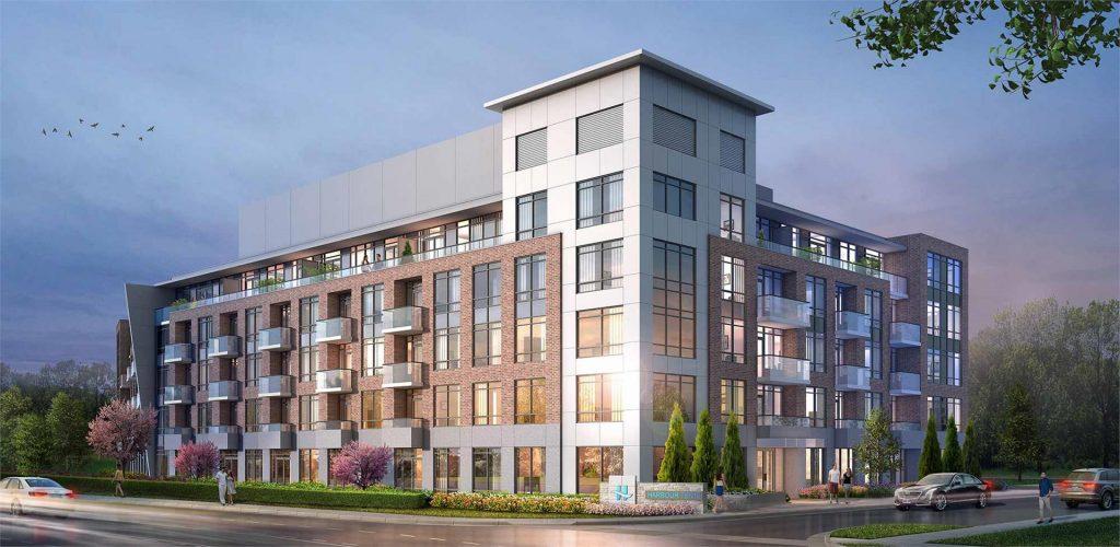 Harbour Ten10 Condominiums Whitby