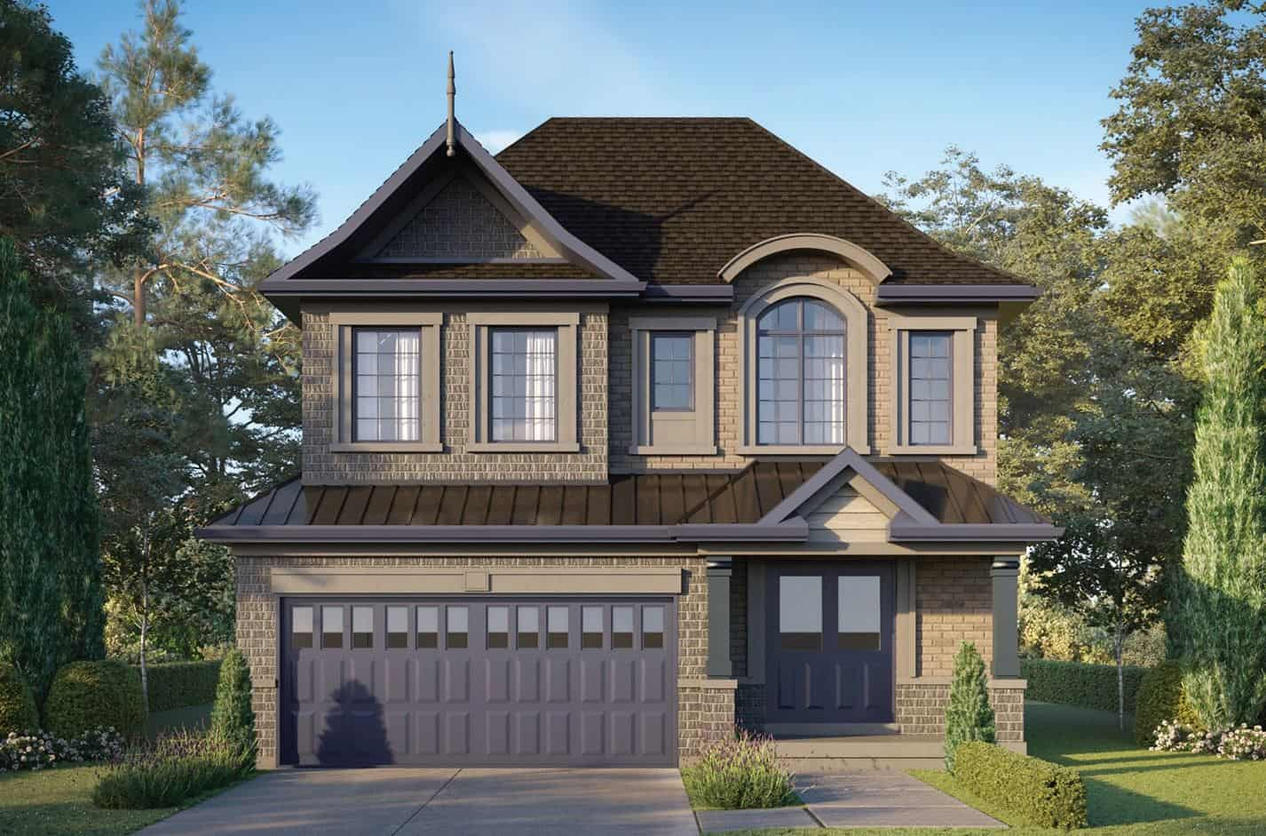 King East Estates | Prices & Floor Plans | New Homes Richmond Hill