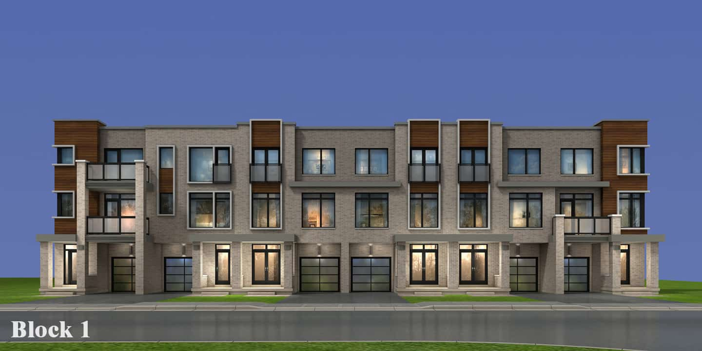 PV2 at Enclave Towns   New Townhomes - Pine Valley, Woodbridge