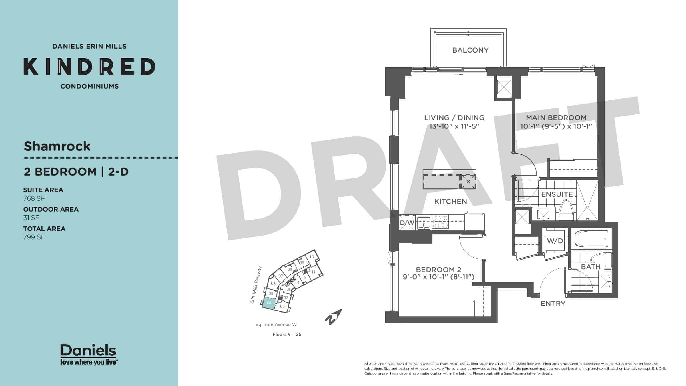 Kindred | Condos, Mississauga | Prices & Plans | CondoRoyalty.com